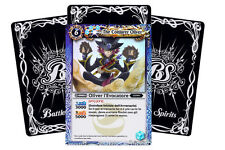 BATTLE SPIRITS: 10 CARTE RARE SERIE 2 - LOTTO OLIVER L'EVOCATORE + 2 PROMO