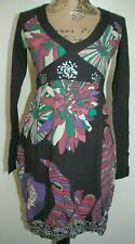 Robe marque Desigual manches longues taille M soit 38