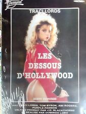 SUP DVD LES DESSOUS D'HOLLYWOOD avec Traci LORDS Neuf sous cello