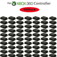 Lot-Black AA Battery Back Cover Case Shell Pack For Xbox 360 Wireless Controller