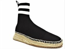Alexander Wang Womens Dylan High-top Espadrille SNEAKERS 36 (6)