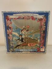 """750pcs Vintage Victorian Sentiments Collection Flying Team Jigsaw Puzzle 22""""x22"""""""