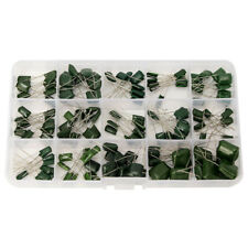 150pcs 100V 15value Polyester Film Capacitor Assorted Kit Box Assorstment L8H2