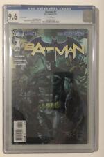 Batman #1 Variant CGC 9.6 New 52 Ethan Van Sciver New 53 Scott Snyder