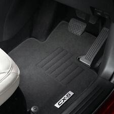New Genuine Mazda CX-5 KF Carpet Floor Mats Mat Set Black Accessory KF11ACFM