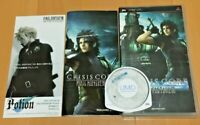 【MINT】PSP Crisis Core Final Fantasy VII Sony PlayStation Portable from JAPAN