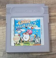 Kirby's Dream Land 2 Nintendo Game Boy Tested Authentic