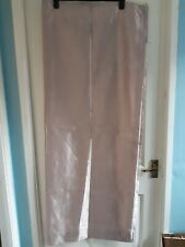 """Faux silk lined curtains 44"""" x 54"""""""