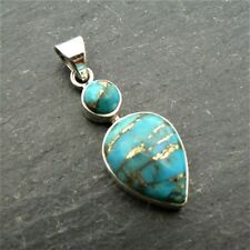 Turquoise Natural Fine Pendants