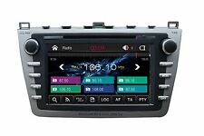 2009-2012 Mazda 6 navigation car DVD Player Radio Stereo GPS Head units BT TV