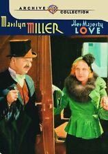 Her Majesty, Love (Ben Lyon) Region Free DVD - Sealed