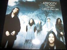 Atrocity Feat. Yasmin – Calling The Rain CD – Like New