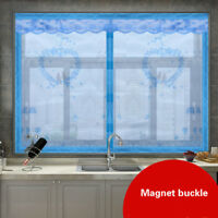 Screen Mesh Window/Gate Anti-mosquito Sand Net Magnetic Self-adhesive Removable