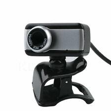 50.0 megapíxeles USB 2.0 HD cámara Webcam Web Cam con micrófono de clip para pc