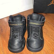 Jordan Pro Strong 5c Black Gold shoes 5 c