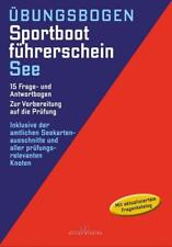 Sportbootführerschein See (2017, Kunststoffeinband)