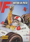manga STAR COMICS F1 MOTORI IN PISTA numero 6