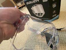 Bauer Concept Iii Full Face Shield - Senior