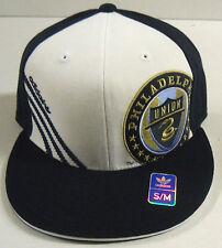 MLS Philadelphia Union Adidas Flat Brim Flex Cap Hat NEW!