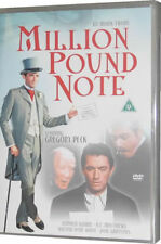Million Pound Note 1950s 50s Gregory Peck Film DVD New