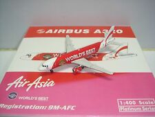 "Phoenix Air Asia A320-200 ""Skytrax - World's Best Low Cost Airline"" 1:400"