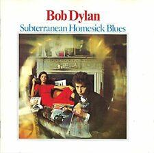 Bob Dylan - Subterranean Homesick Blues - Bob Dylan CD SZVG The Cheap Fast Free