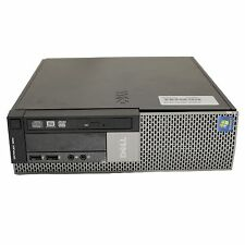Dell OptiPlex 980 SFF Desktop i5 3.20GHz 8GB DDR3 RAM 1 TB HD DVD-RW Win 10 Pro