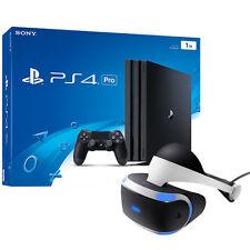 Sony PlayStation 4 Pro + PlayStation VR