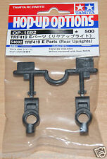 Tamiya 54692 TRF419 E Parts (Rear Uprights) (TRF418/TRF419X/TB Evo 6/TA07 Pro)