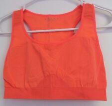3781764ec658a New Falke Madison Low Support Sports Bra - Size S - Orange -Free Shipping