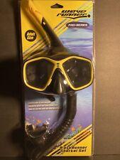 Wave Runner Pro Series Snorkel Set Adult Size
