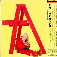 BILLIE EILISH-DONT SMILE AT ME-JAPAN CD Ltd/Ed ttt