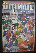 """1994 NFL Quarterback Club """"The Ultimate Trading Card Comic Book"""" - Troy Aikman"""