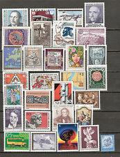 Österreich 1978 Kompletter Jahrgang Postfrisch ** MNH