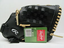 "Rawlings 13"" Softball Glove SS13W Leather Palm Regular Right Hand Throw RHT NEW"