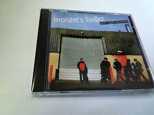 "MOISHE'S BAGEL ""DON'T SPARE THE HORSES"" CD 10 TRACKS"