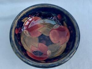 Superb Moorcroft Pomegranate Pattern Bowl.