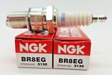 BR8EG NGK Spark Plugs #3130 2 Spark Plug