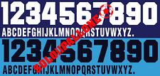 kit nome + numero x maglia lazio 95-96 bianco o blu scuro in flock umbro