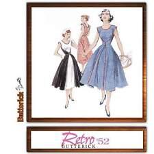 Patron De Couture De 1950/ Rétro, Gr. 34-40