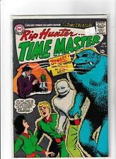 RIP HUNTER TIME MASTER # 28, DC COMICS
