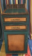 Disney's Wilderness Lodge Mini Fridge Cabinet Room Prop Old Hickory Furniture Co