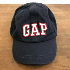 2be7438607a85 Baby Gap Blue Cotton Kids Youth Baseball Hat Toddler Size 2-3 Years (CH27