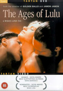 THE AGES OF LULU DVD [UK] NEW DVD