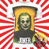 Premium Quality Retro JOKER Inspired Poster Mens Womens Unisex Organic T-Shirt