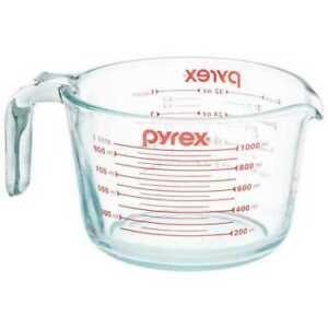Pyrex Measuring Jug, 4 Cups (1L)