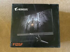 Gigabyte Aorus Tactical Gaming Monitor F125F 240Hz - Lowered Price