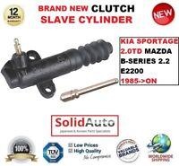 Kia Sportage Clutch Slave Cylinder 1994-2004 High Grade //Premium 2 Year Warranty