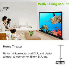 Ceiling Stand Projector Wall Mount Portable 360 Degrees Aluminum Alloy Monitors