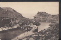 Cornwall Postcard - Boscastle Harbour    RS9327
